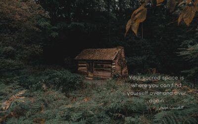 Een vlog over yoga en mijn boomhut project